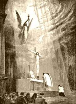 Il Sacrificio della Santa Messa